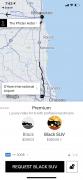 Uber - Black SUV