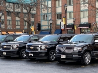 Hourly Rentals and Special Events by Luxury SUV Rides