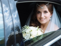 Luxury SUV Rides provides wedding transportation services for brides and grooms throughout Wisconsin.